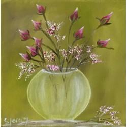 Bouquet d'églantines 1