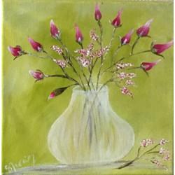 Bouquet d'églantines 3