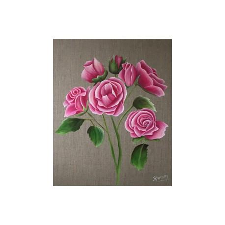 Bouquet de roses 4