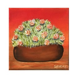 Les hortensias de mamie